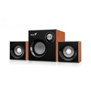 Sistem audio 2.1 Genius SW-2.1 370 WOOD