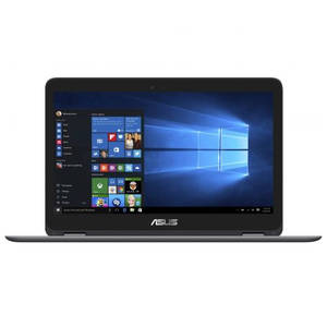 Laptop Asus ZenBook Flip UX360CA-C4121T 13.3 inch Full HD Touch Intel Core M5-6Y54 8GB DDR3 128GB SSD Windows 10 Black