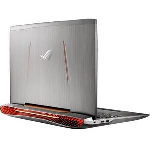 Laptop Asus ROG G752VS-BA193T 17.3 inch Full HD Intel Core i7-6700HQ 32GB DDR4 1TB HDD 512GB SSD nVidia GeForce GTX 1070 8GB Windows 10