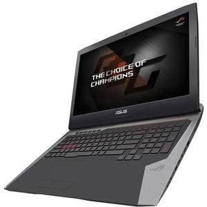 Laptop Asus ROG G752VS-GB125T 17.3 inch Ultra HD Intel Core i7-6820HK 32GB DDR4 1TB HDD 256GB SSD nVidia GeForce GTX 1070 8GB Windows 10