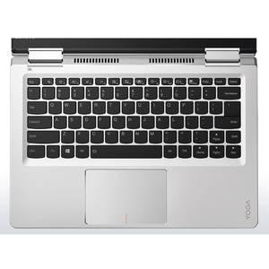 Laptop Lenovo Yoga 710-14IKB 14 inch Full HD Touch Intel Core i7-7500U 8GB DDR4 512GB SSD Windows 10 Silver