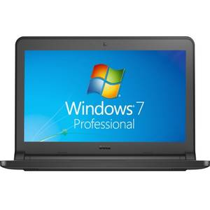 Laptop Dell Latitude 3350 13.3 inch HD Intel Core i3-5005U 4GB DDR3 128GB SSD Windows 7 Pro Black