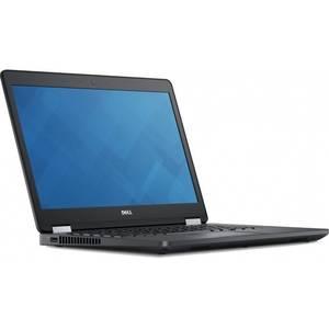 Laptop Dell Latitude E5470 14 inch Full HD Intel Core i5-6200U 8GB DDR4 500GB HDD FPR Linux Black