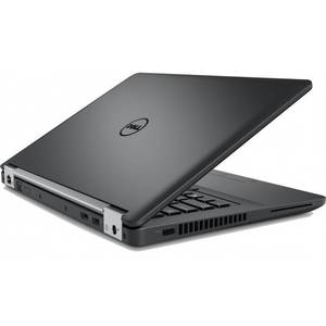 Laptop Dell Latitude E5470 14 inch Full HD Intel Core i5-6200U 8GB DDR4 500GB HDD FPR Linux Black