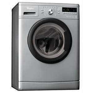 Masina de spalat rufe Whirlpool FDLR 70220 S 7kg, 1200 rpm, 6th Sense Colours, Display Smart, A+++, Argintiu