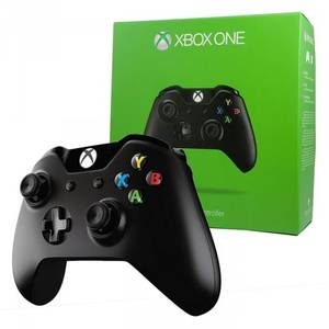Gamepad Microsoft Xbox One Wireless Controller Black