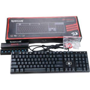 Tastatura gaming Redragon Devarajas USB Black
