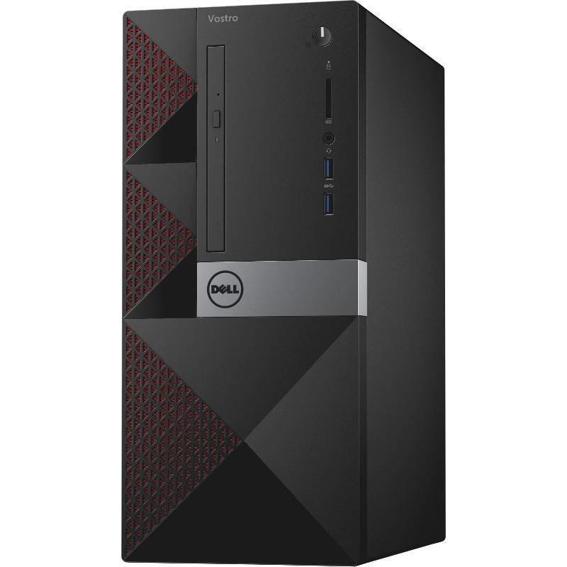Sistem Desktop Vostro 3650 Mt Intel Pentium G4400 4gb Ddr3 500gb Hdd Linux