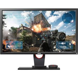 Monitor LED Gaming BenQ Zowie XL2730 27 inch 1ms Black Red