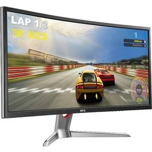 Monitor LED Curbat Gaming BenQ XR3501 35 inch 4ms Black Grey
