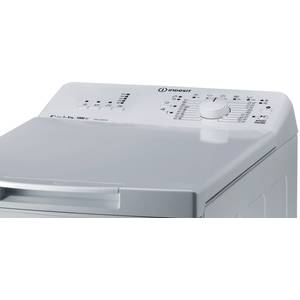 Masina de spalat rufe Indesit ITWA 51052 W 1000 rpm 5 kg Clasa A++ Sistem overflow