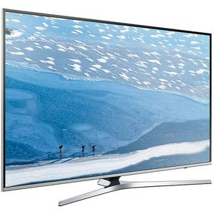 Televizor Samsung LED Smart TV UE40 KU6472 102 cm Ultra HD 4K Silver
