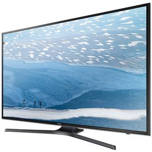 Televizor Samsung LED Smart TV UE43 KU6072 109 cm Ultra HD 4K Black