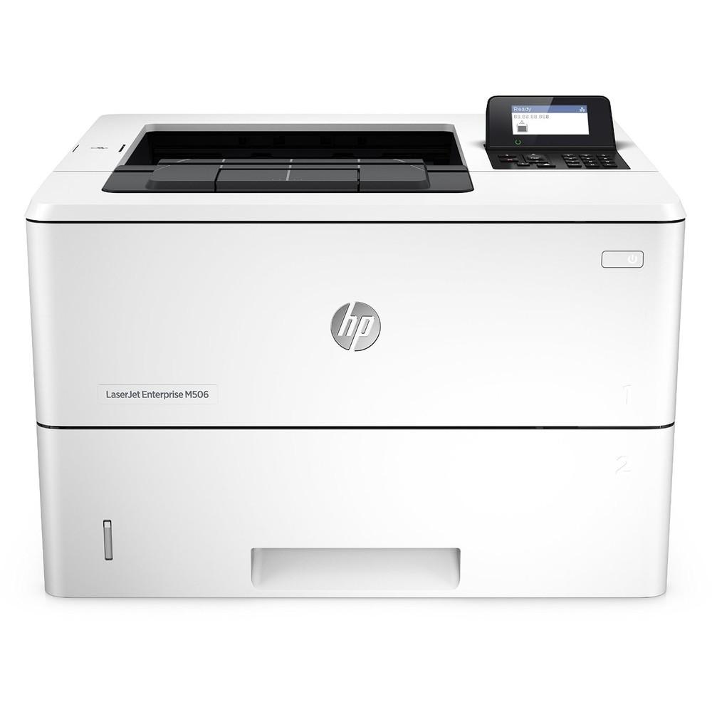 Imprimanta Laser Alb-negru Laserjet Enterprise M506dn F2a69a Laser Monocrom Format A4
