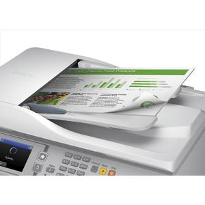 Multifunctionala Epson WorkForce Pro WF-8510DWF inkjet color A3+ White