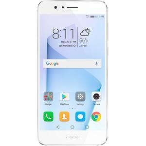 Telefon mobil Honor 8 32GB Dual Sim 4G Pearl White