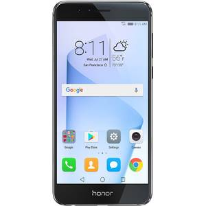 Telefon mobil Honor 8 32GB Dual Sim 4G Midnight Black
