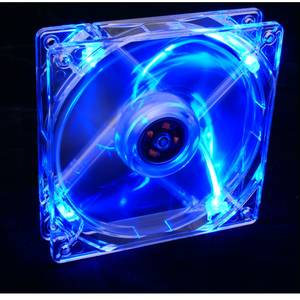 Ventilator Silentium PC Zephyr 120 LED Blue