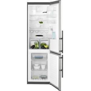 Combina frigorifica Electrolux EN3854MOX 357 l, Clasa A++