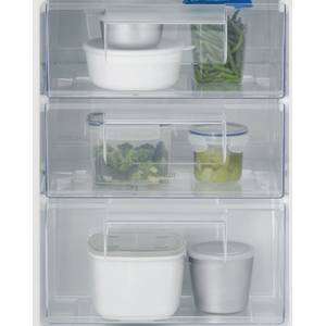 Combina frigorifica Electrolux ENN 2800BOW* A+, vol. brut 280 litri