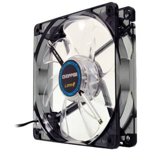 Ventilator Lepa Chopper Blue LED 120mm