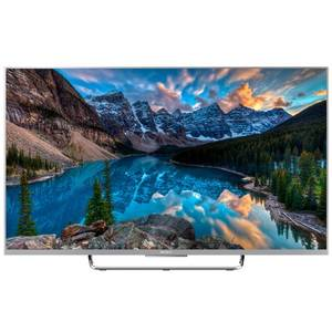 Televizor Sony LED Smart TV 3D KDL43 W807C 109 cm Full HD Silver