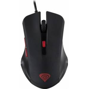 Mouse gaming Genesis G22 Optic USB Negru