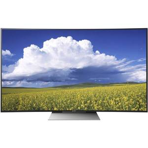 Televizor Sony LED Smart TV Curbat KD65 SD8505 165 cm Ultra HD 4K Black