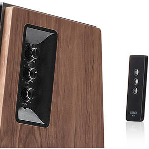 Sistem audio 2.0 Edifier R1600TIII 60W Brown
