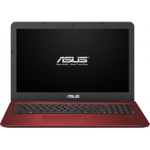 Laptop Asus X556UJ-XX098D 15.6 inch HD Intel Core i5-6200U 4GB DDR3 1TB HDD nVidia GeForce 920M 2GB Glossy Red