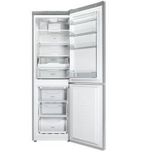 Combina frigorifica Indesit LI80FF1S 301 L A+ Inox