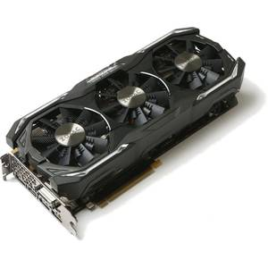 Placa video Zotac nVidia GeForce GTX 1080 AMP! Extreme 8GB DDR5X 256bit