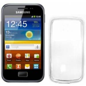 Husa Protectie Spate Celly Galaxy S3 Mini White