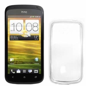 Husa Protectie Spate Celly Transparenta pentru HTC One S