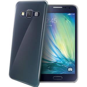 Husa Protectie Spate Celly GELSKIN452 Transparent pentru Samsung Galaxy A3