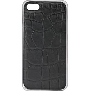 Husa Protectie Spate Celly CROCOCIPH6BK Crocodile Black pentru Apple iPhone 6, iPhone 6S