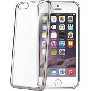 Husa Protectie Spate Celly BCLIP6SPSV Laser Transparent pentru iPhone 6s Plus