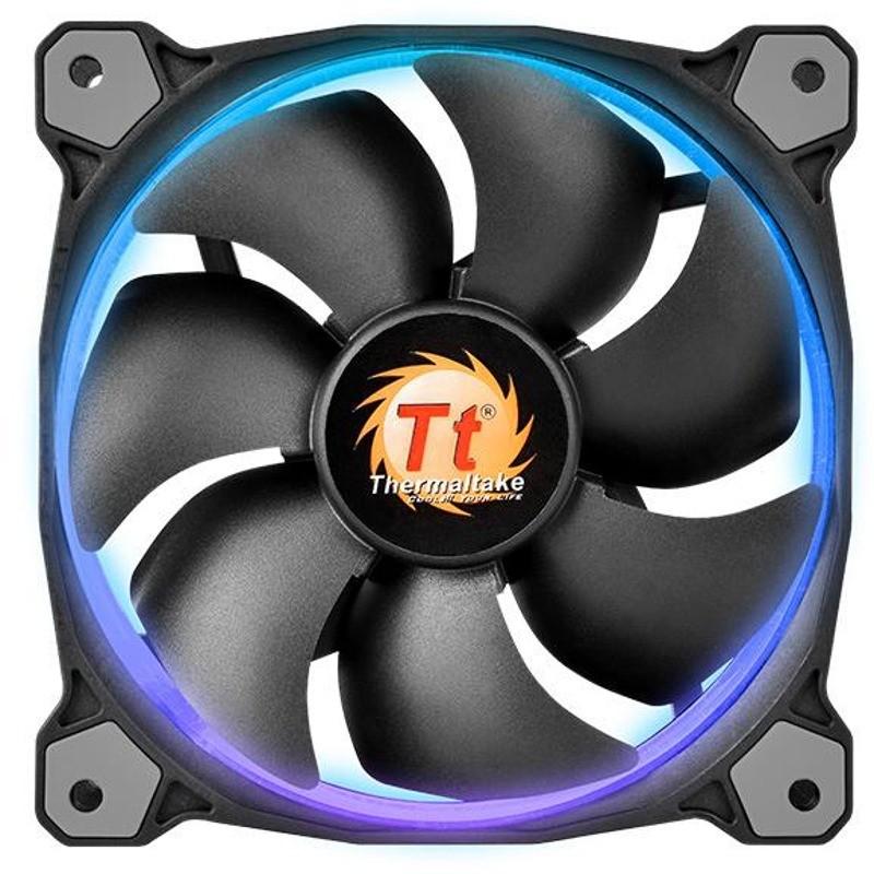 Ventilator Riing 12 RGB 120mm LED Three fans pack thumbnail