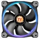 Ventilator Thermaltake Riing 12 RGB 120mm LED Three fans pack