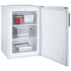 Congelator Candy CCTUS 482WH (CFU 145) 3 sertare, capacitate neta 64 L, Clasa A+