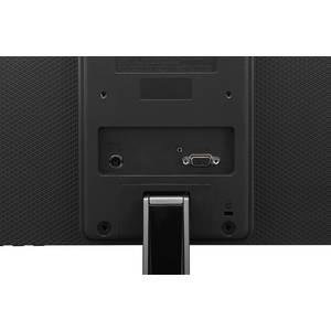 Monitor LG 24M38A-B.BIT 23.5 inch Negru + Bitdefender Antivirus Plus 2016
