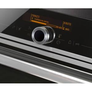 Cuptor electric Hotpoint FK 104 P 0 X  Clasa A, afisaj LCD