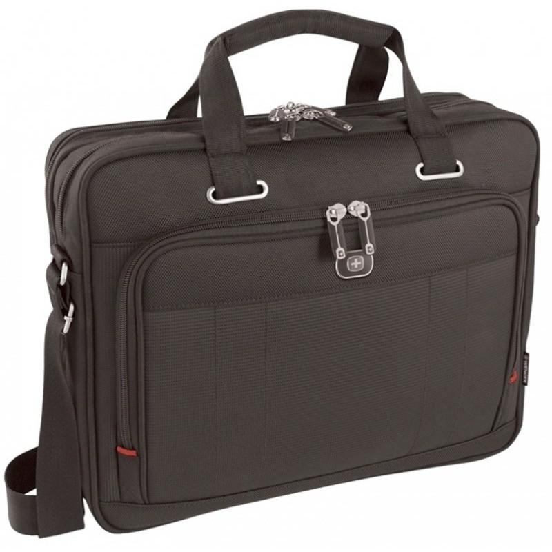 Geanta Laptop Acquisition 16 Inch Black