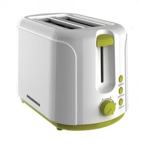Prajitor de paine TP-750GR Charm 750W alb / verde