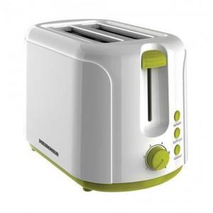 Prajitor de paine Heinner TP-750GR Charm 750W alb / verde