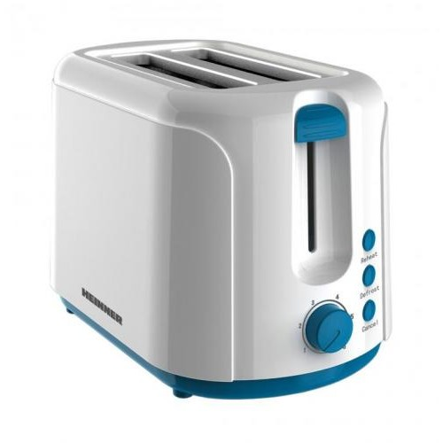 Prajitor de paine TP-750BL Charm 750W alb / albastru