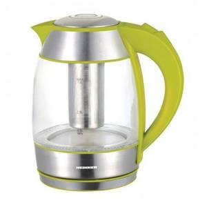 Fierbator cu filtru de ceai Heinner HEK-TF2200GR Charm  2200W 1.8l verde