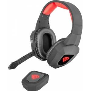 Casti gaming Genesis HV59 Wireless Negru