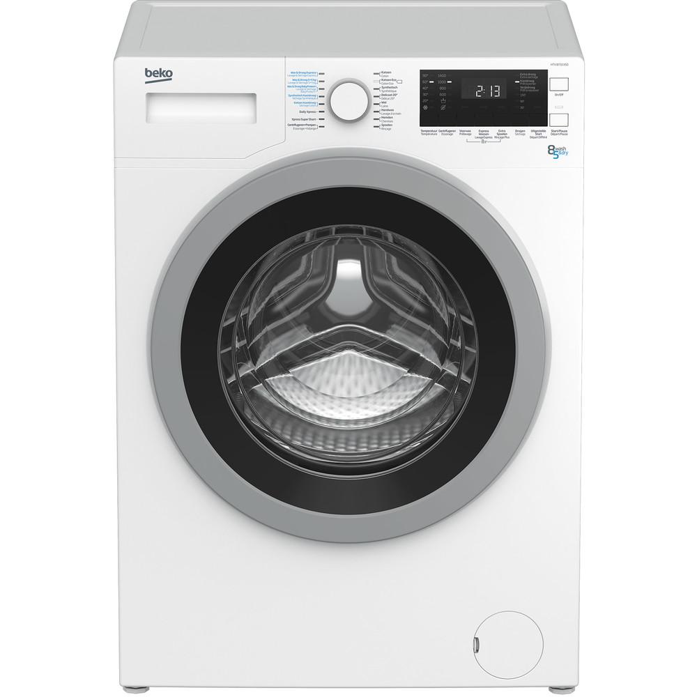 Masina de spalat rufe HTV8733XS0 A+, capacitate de spalare 8kg thumbnail