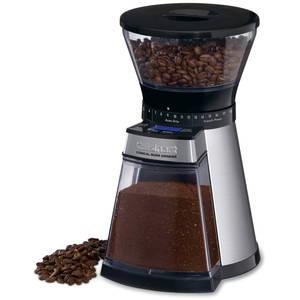 Rasnita cafea CUISINART DBM18E 160W 18 setari de macinare Argintiu